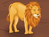 Цирковые львы