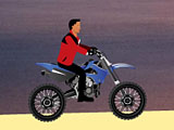 Экстремальный мотоцикл BX15