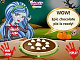 Гулия Йелпс: шоколадный пирог