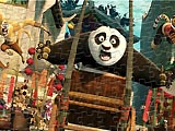 Пазлы: Кунг-фу Панда