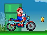Марио на мотоцикле: ремикс