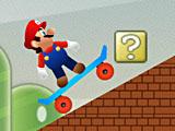 Марио-скейтбордист