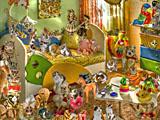 Тайны комнаты Китти