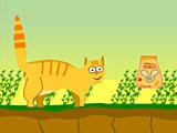 Приключение оранжевого кота