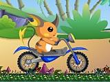 Приключение Покемона на мотоцикле