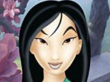 Принцесса Мулан: макияж