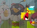 Angry birds: счастливая семья
