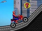 Езда Человека паука