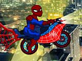 Мотоцикл Человека паука