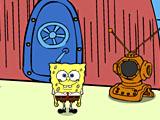 Игра «Пила»: Губка Боб