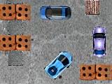 Парковка спортивных автомобилей