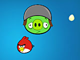 Голодные сердитые птицы
