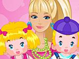 Барби: няня близнецов