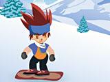 Бейблэйд-сноубордист