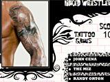 Татуированные рестлеры