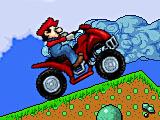 Умения Марио на квадроцикле