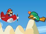 Вертолетный удар Марио