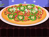 Мое создание пиццы