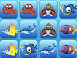 Морские животные на память