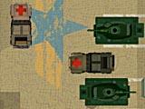 Парковка на военной базе