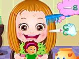 Уход за волосами ребенка