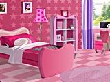 Украшение спальни Барби