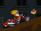 Сумасшедший мотоцикл 1
