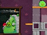 Angry Birds: свиньи-привидения