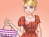 Красивые весенние платья девушки