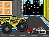 Монстр грузовик: такси