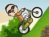 Гангнам езда на велосипеде