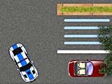 Парковка полицейского авто 2