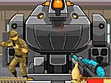 Рэмбо: уничтожение робота