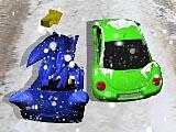 Соник: снежный побег