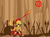 Огненное копье спартанца