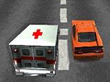 Езда супер скорой помощи