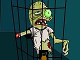 Побег из комнаты зомби