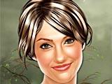 Минка Келли: макияж