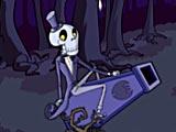 Приключение черепа