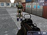 Американский солдат: на линии огня