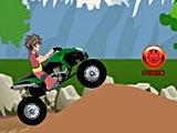Бакуган: квадроцикл на бездорожье