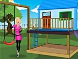 Барби: игровой дом