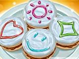 Кремовые печенья