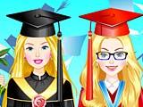 Барби и Элли: подготовка к выпускному