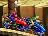 Человек паук: горный гонщик