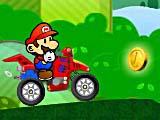 Марио: турбо квадроцикл