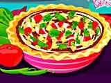 Мексиканский тако пирог