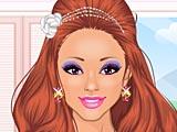 Красочный макияж моей куклы