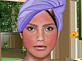 Натуральный гламурный макияж