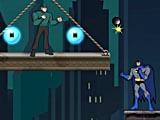 Бэтмен: прыжок на крыше